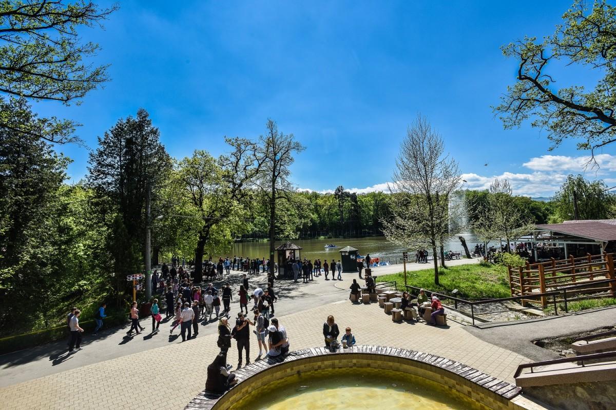 Grădina Zoologică Sibiu se redeschide, cu măsuri speciale pentru protecția vizitatorilor