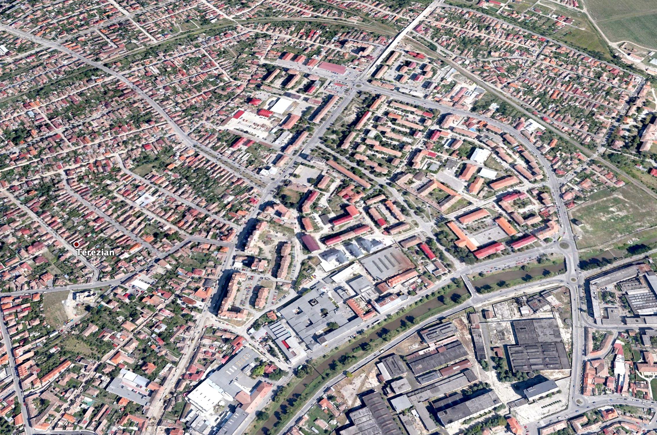 Peste 26 de milioane de lei: o parte din cartierul Terezian a fost scoasă la licitație
