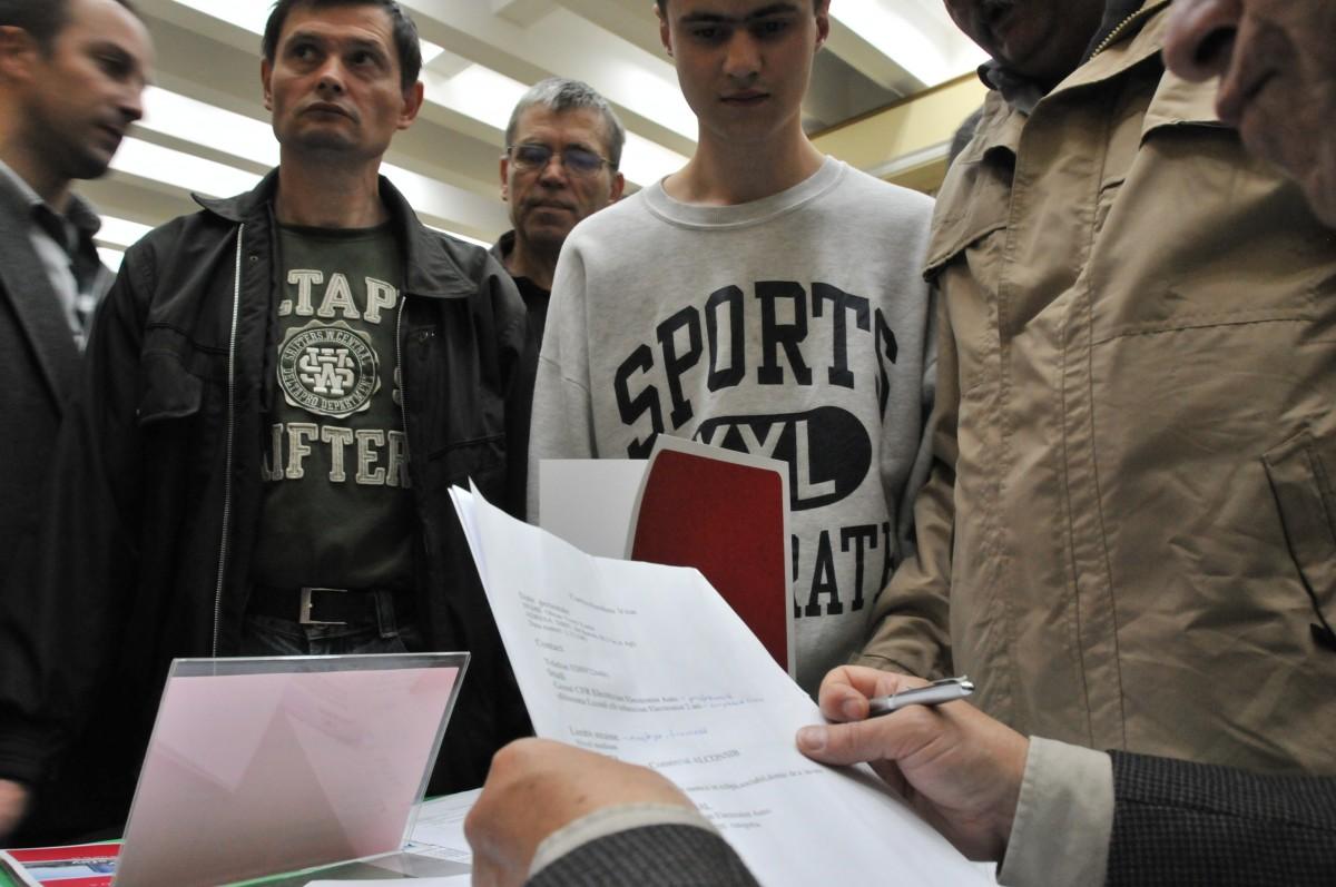 Numărul locurilor de muncă vacante la Sibiu a scăzut cu peste 70%