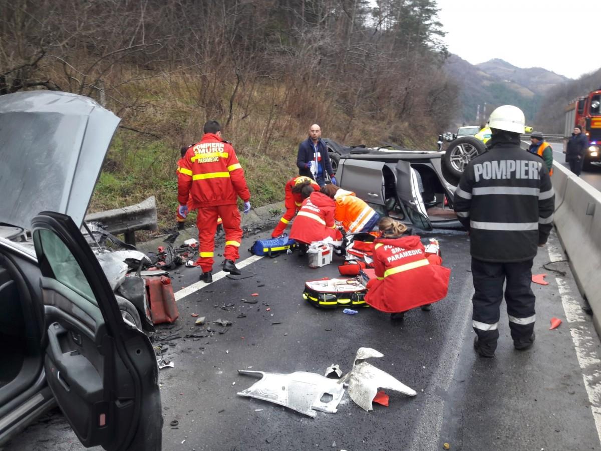 Șoselele din România, cele mai periculoase din UE, în 2019