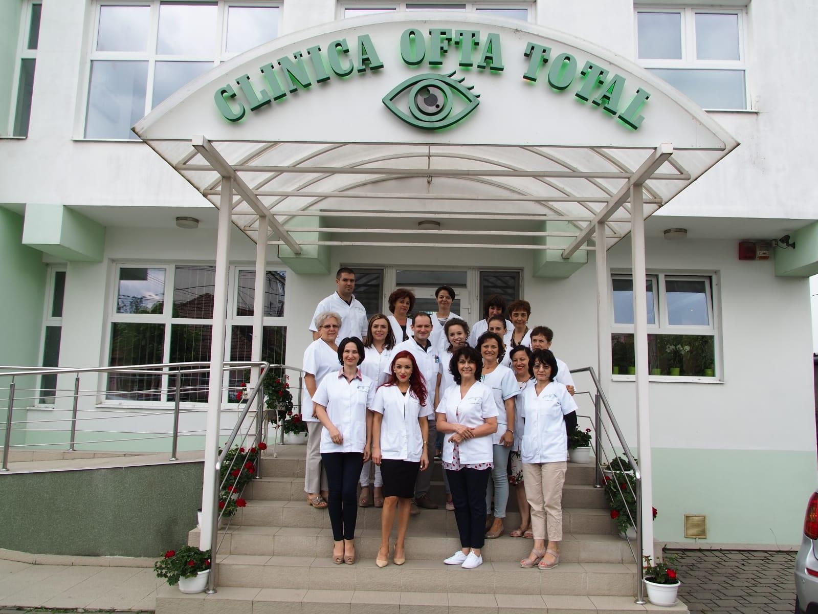 Clinica Ofta Total, servicii complete de oftalmologie: Ne pregătim pentru transplantul de cornee