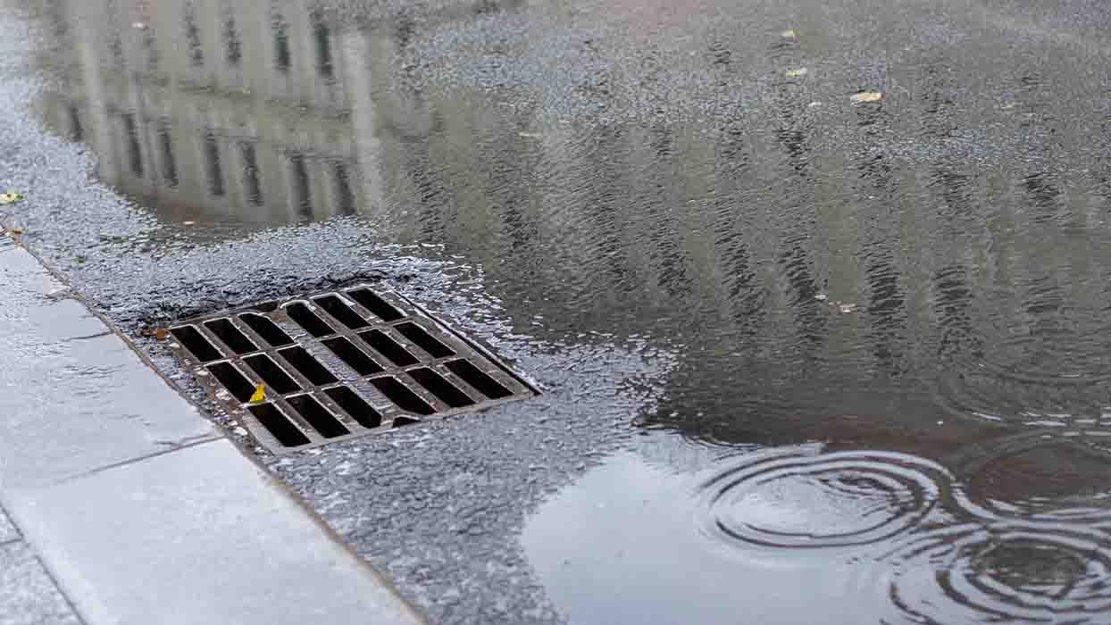 Canalizarea pluvială – ce se întâmplă cu apa de ploaie ?