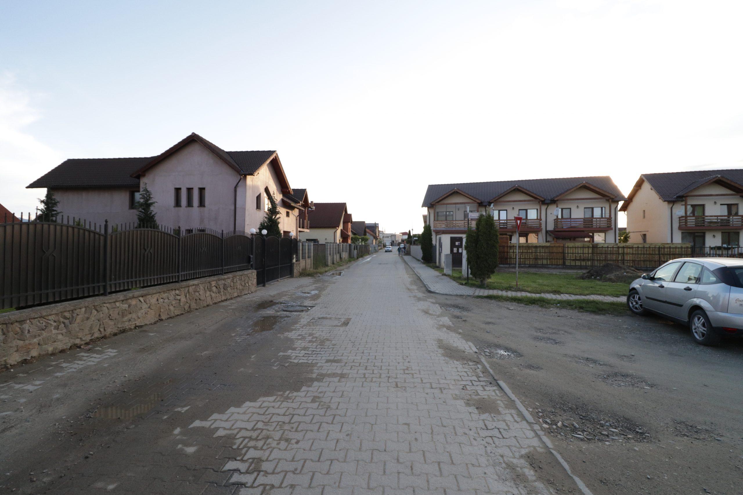 Investiții de peste 8 milioane de lei în infrastructura Șelimbărului