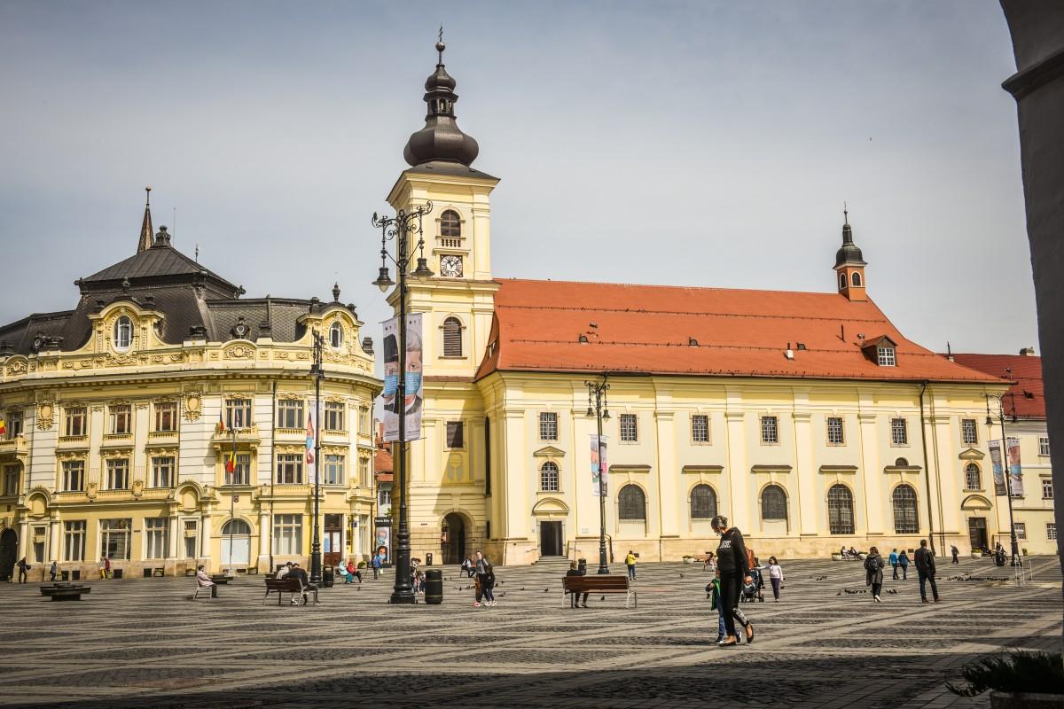 """European Best Destinations: Sibiu, destinație sigură în Europa. """"Nu a avut decese legate de coronavirus"""""""