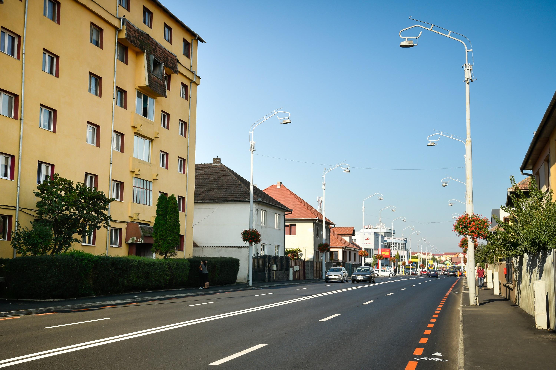 Bulevardele Sibiului vor avea iluminat public la standarde europene. Proiect de peste 6,6 milioane lei