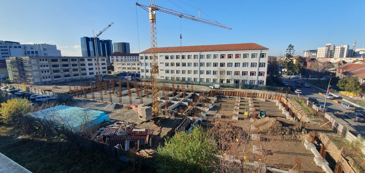 Cel mai mare șantier al orașului, rămas fără constructor: bugetul crește cu 54%