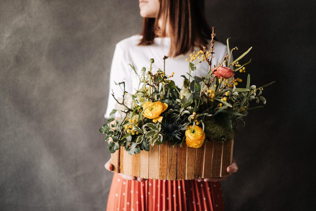A Cote: Afacere de familie cu cele mai frumoase cadouri florale din Sibiu