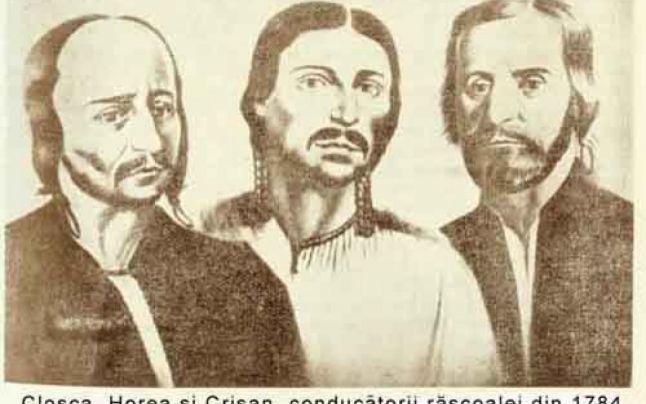 Mihai Viteazu, Horea, Cloșca și Crișan au fost declarați prin lege martiri și eroi ai neamului românesc