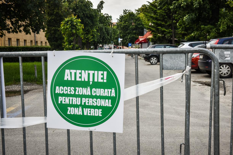 Sibiu: a treia zi fără niciun nou caz de infecție cu coronavirus