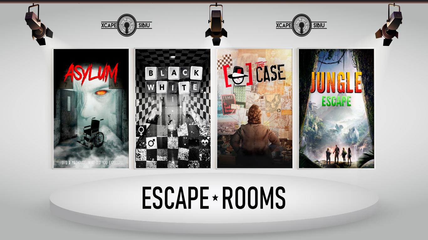 Xcape Room Sibiu: Cel mai mare escape room din țară pregătește o cameră cu tema COVID-19