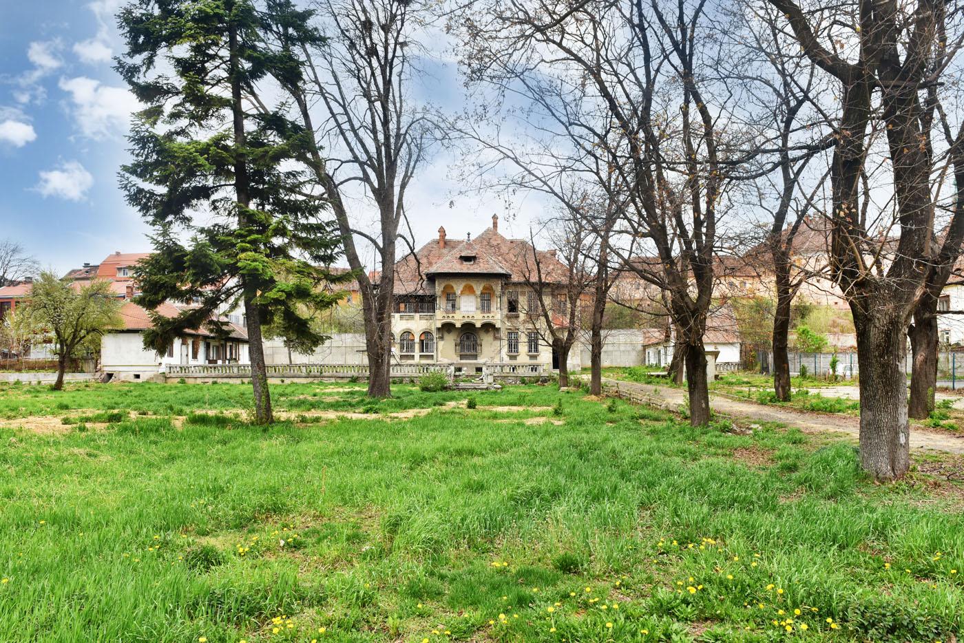 Cea mai scumpă casă de vânzare din Sibiu nu și-a găsit cumpărător. Prețul a scăzut cu 400 de mii de euro