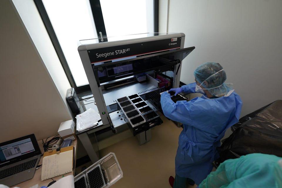 Trei cazuri noi de infecții cu noul coronavirus în Sibiu. 118 persoane cu Covid-19, în județ