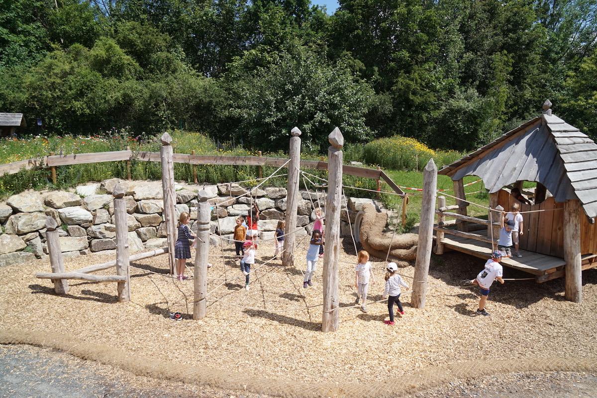 Copiii vor avea un loc de joacă la Cisnădioara. Se caută voluntari pentru amenajarea lui