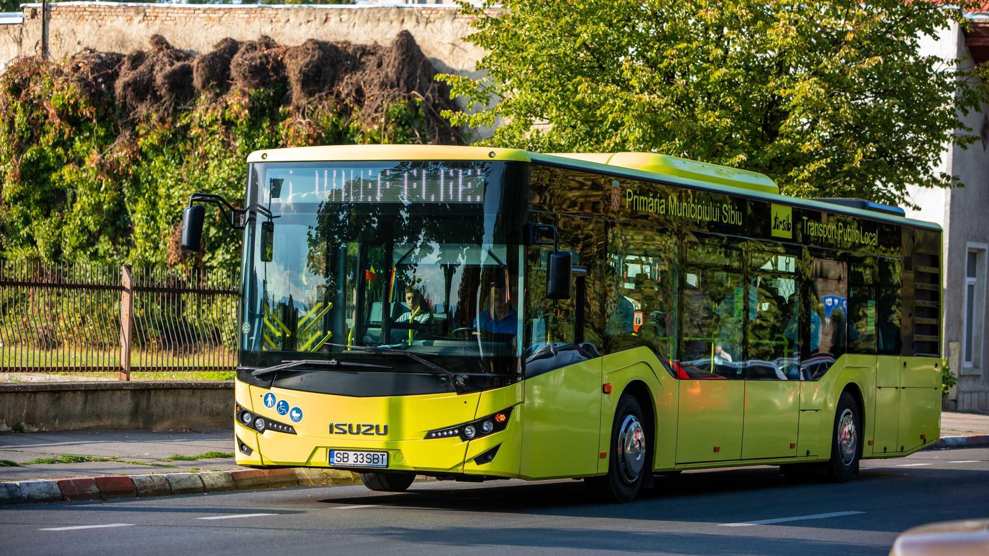 Gratuitate pentru elevi la transport public