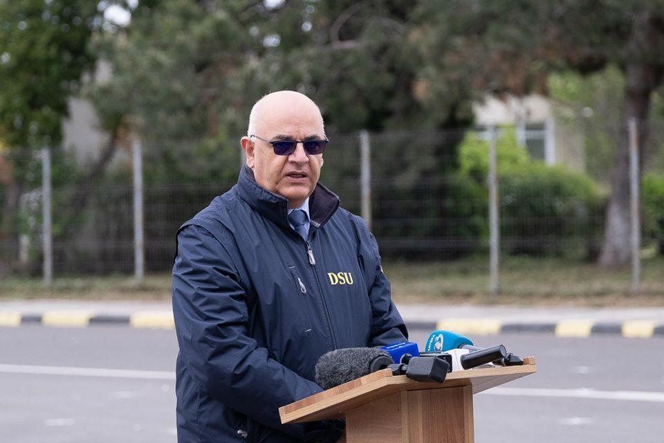 Arafat: plângere penală la DIICOT pentru două amenințări cu moartea la adresa lui