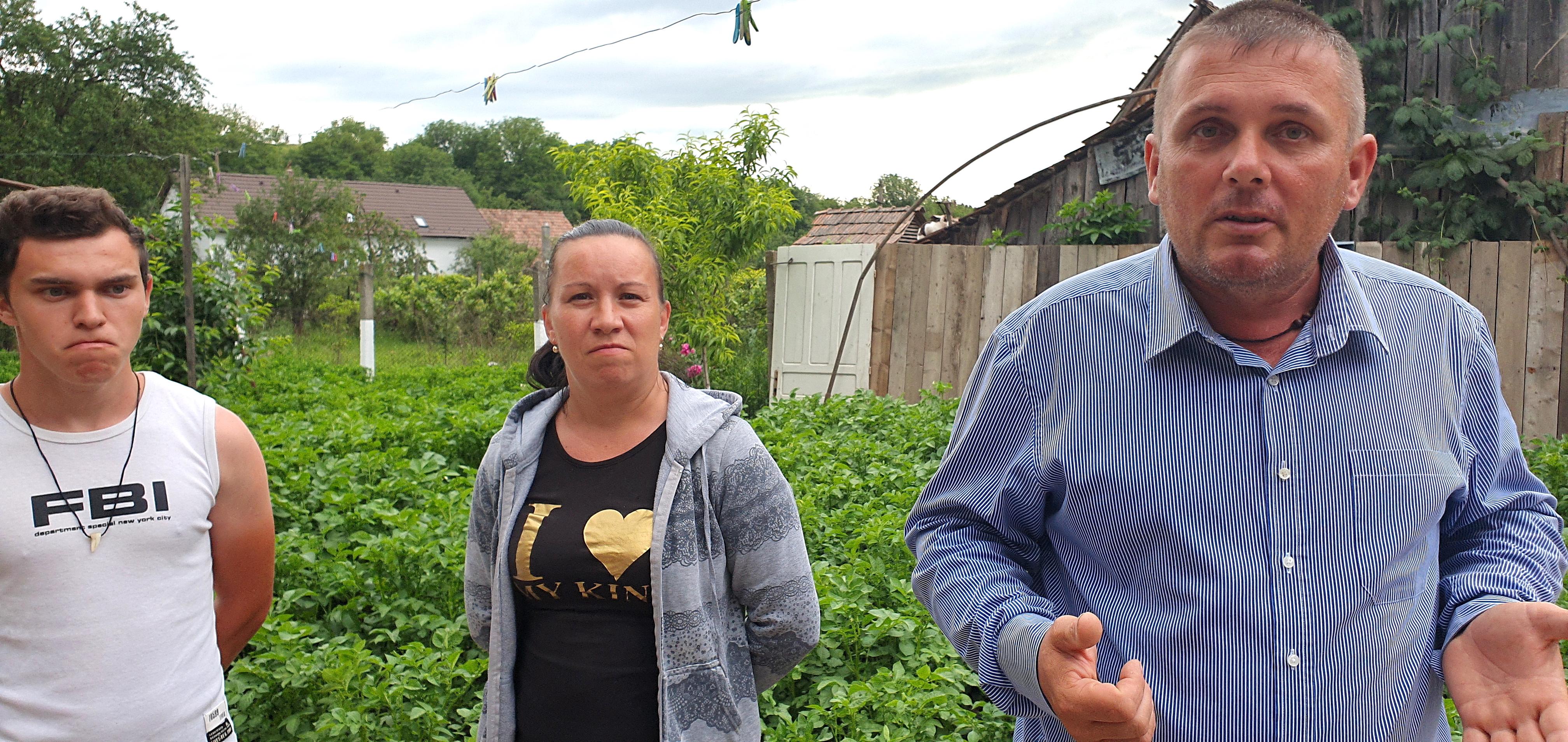 VIDEO Trista poveste a domnului Caproș