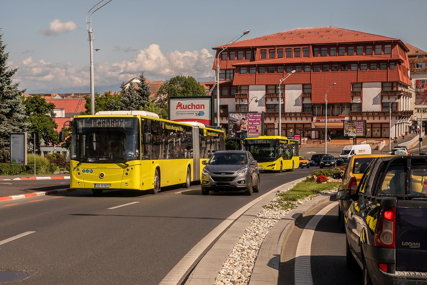 Trasee Tursib deviate din cauza lucrărilor pe strada Podului