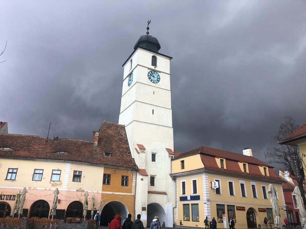 Sibiul a pierdut 100 de mii de turiști în primele cinci luni ale anului