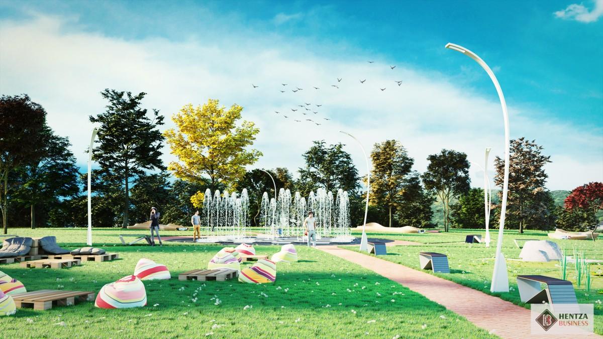 O singură asociere interesată să construiască al doilea cel mai mare parc al Sibiului