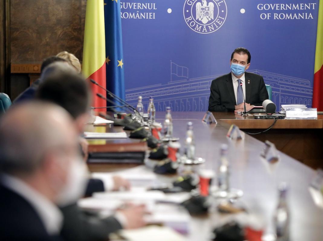 Ședință de Guvern. OUG privind unele măsuri în vederea implementării programului
