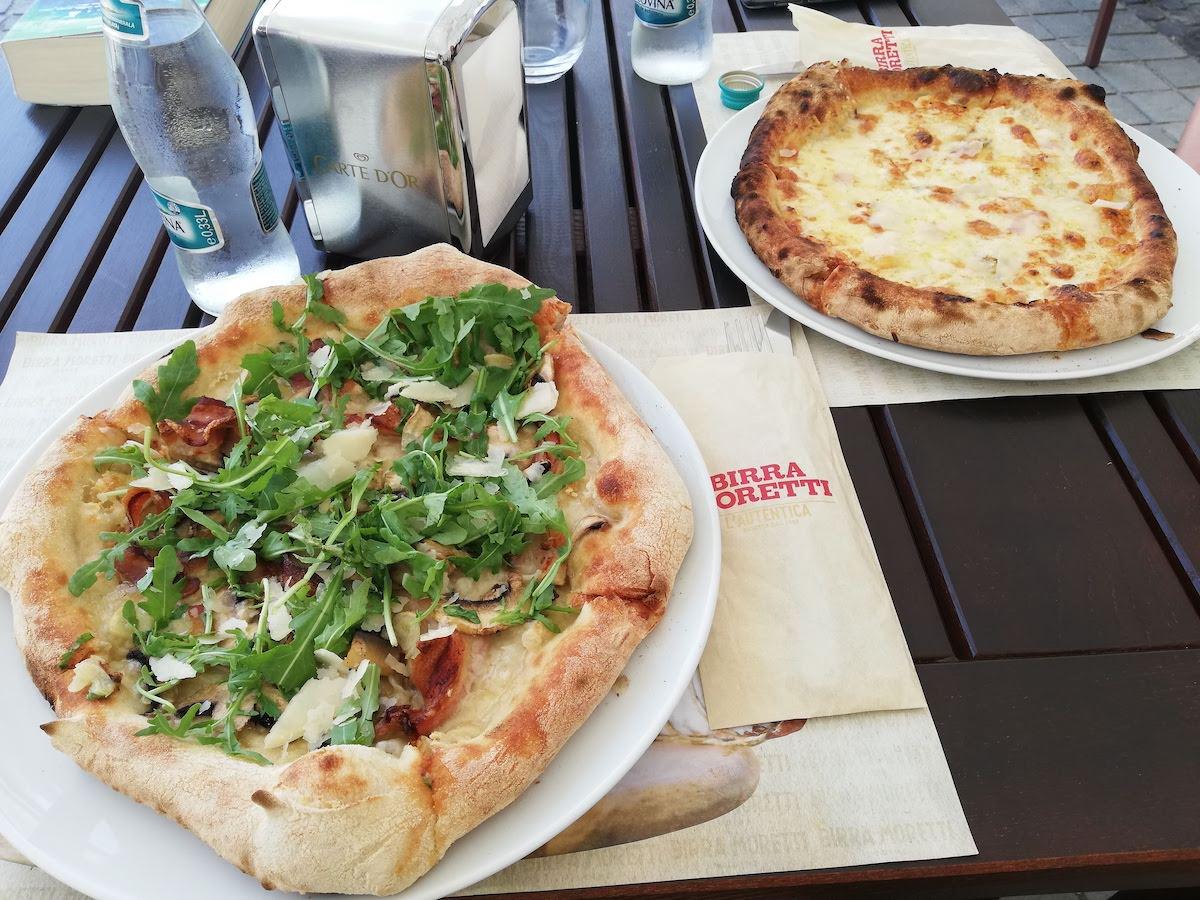 Am testat noua pizzerie din centru. Ca-n Italia, doar că altfel
