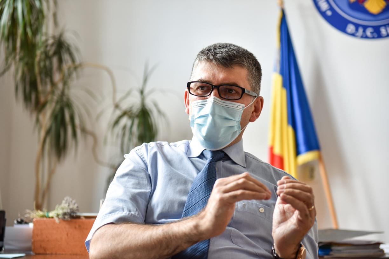 Valentin Delcă, directorul Direcției pentru Cultură: Centrul Sibiului arată încă bine, dar viteza cu care se îndreaptă spre kitsch este foarte mare