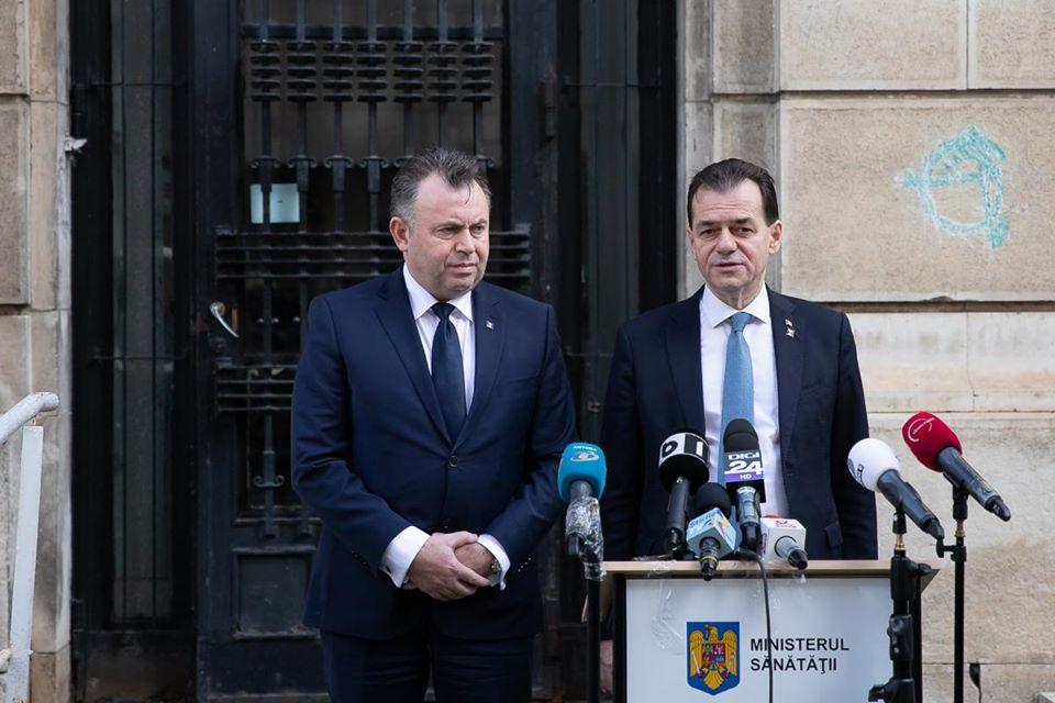 Premierul Orban și ministrul Sănătății Nelu Tătaru vin mâine la Sibiu. Vizitează locul unde se va construi  noul spital