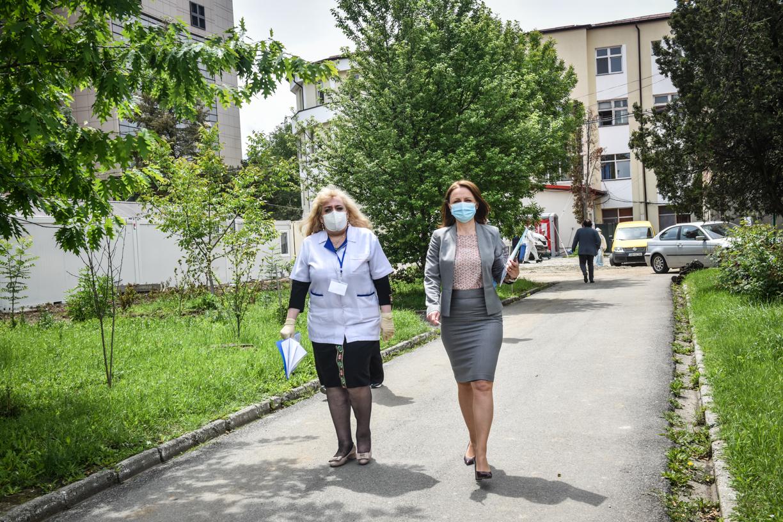 PSD dă în judecată Consiliul Județean Sibiu pentru managerul Spitalului Județean