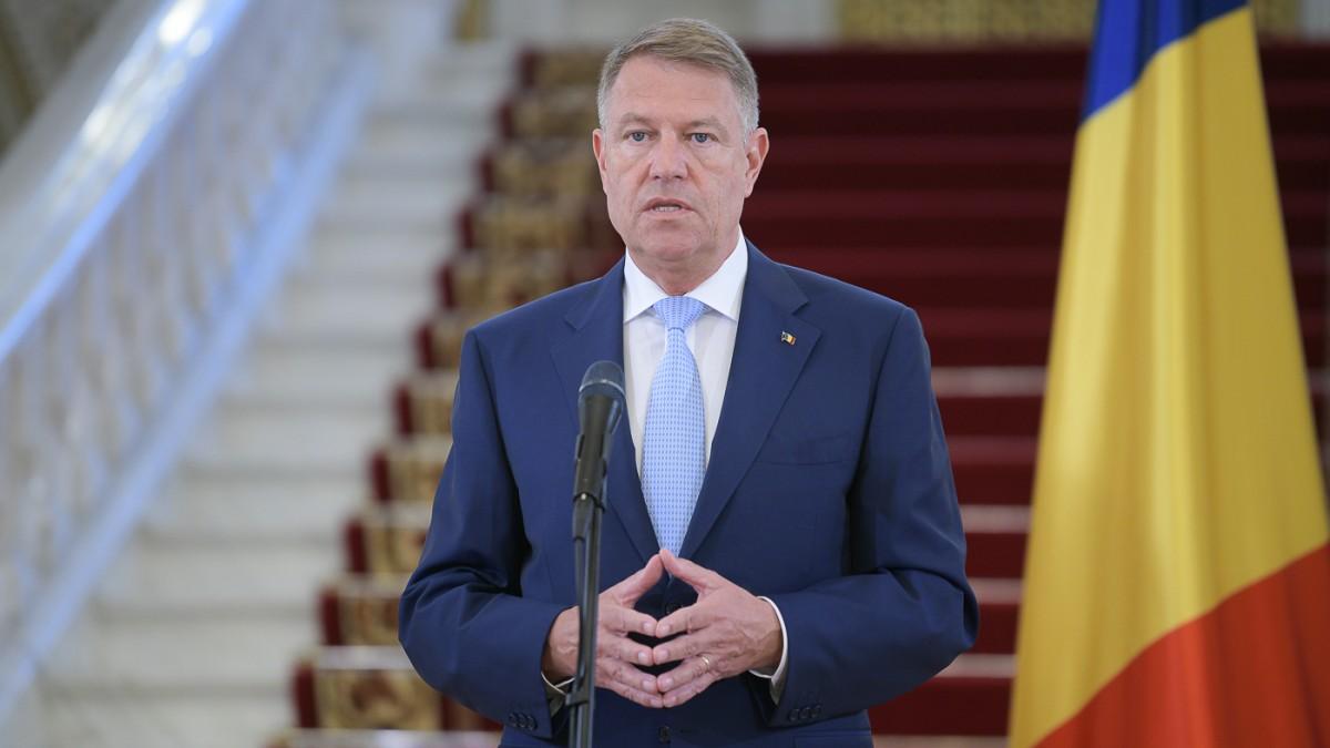 Președintele Iohannis: Stimaţi PSD-işti, nu caut vinovaţi, pentru că îi ştiu! PSD a creat intenţionat o criză sanitară!