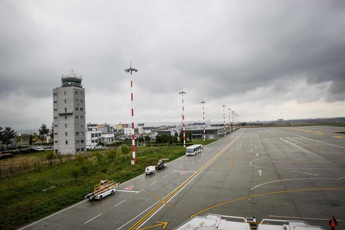 Transfer de 370.000 de euro: gura de oxigen pentru zborurile din Sibiu
