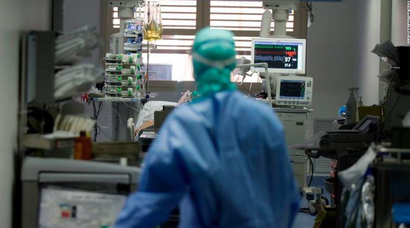 Un angajat al Spitalului Județean Sibiu s-a reinfectat cu COVID-19