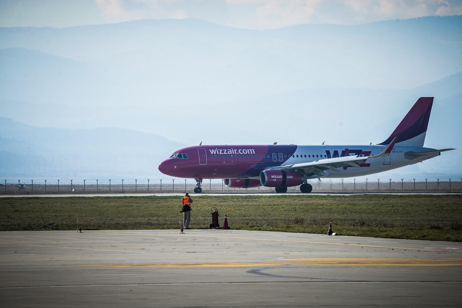Zboruri noi reluate pe Aeroportul Sibiu: Londra revine săptămâna aceasta
