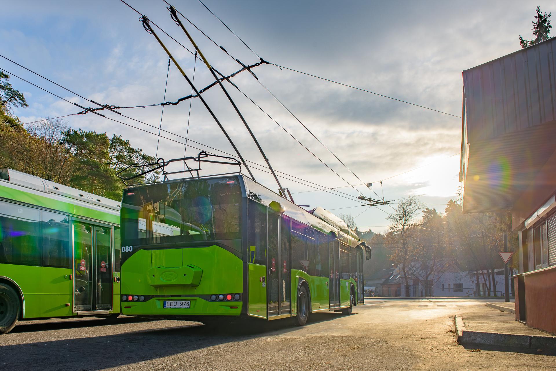 Transport verde: primele troleibuze noi vin din Polonia și costă 6.000.000 de lei