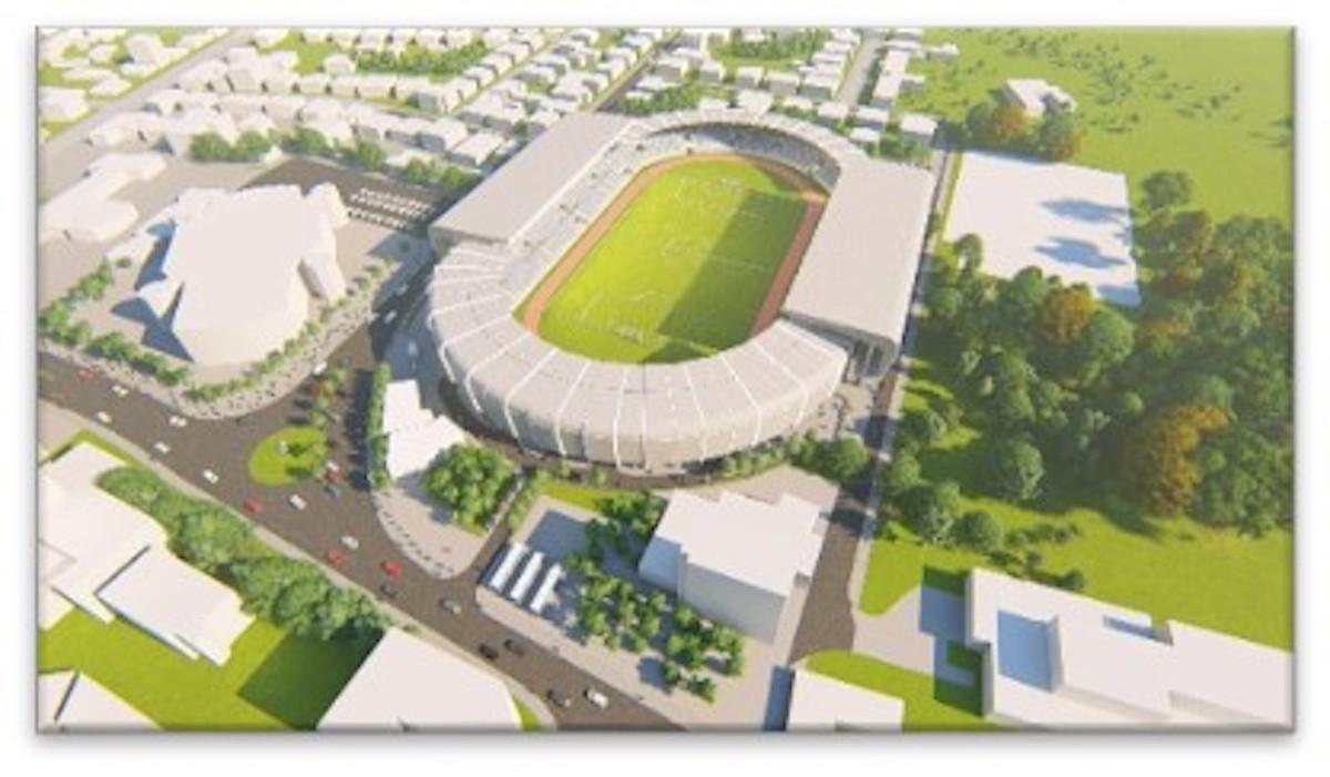 Începe ultima și cea mai amplă etapă de modernizare a Stadionului Municipal