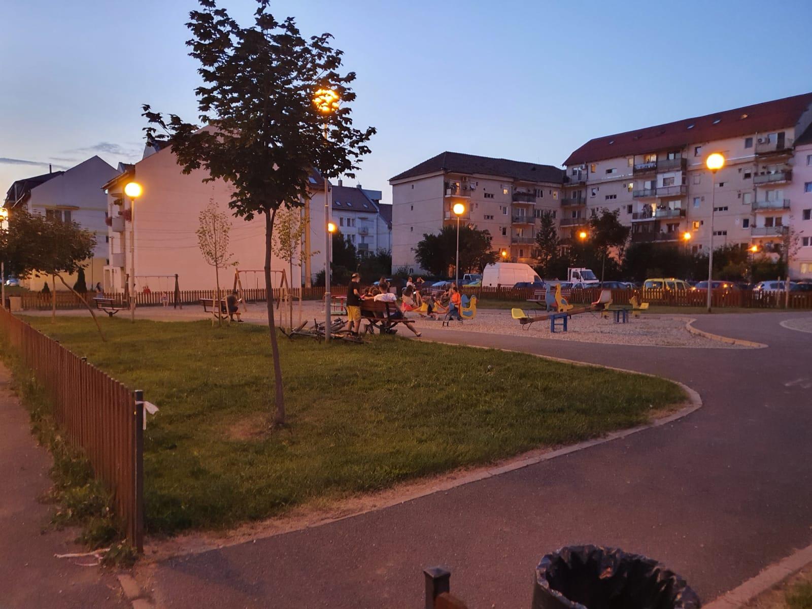 """Locurile de joacă din parcuri sunt oficial închise, dar sunt pline de copii și părinți. Primăria: """"Respectarea legii nu poate fi monitorizată"""""""