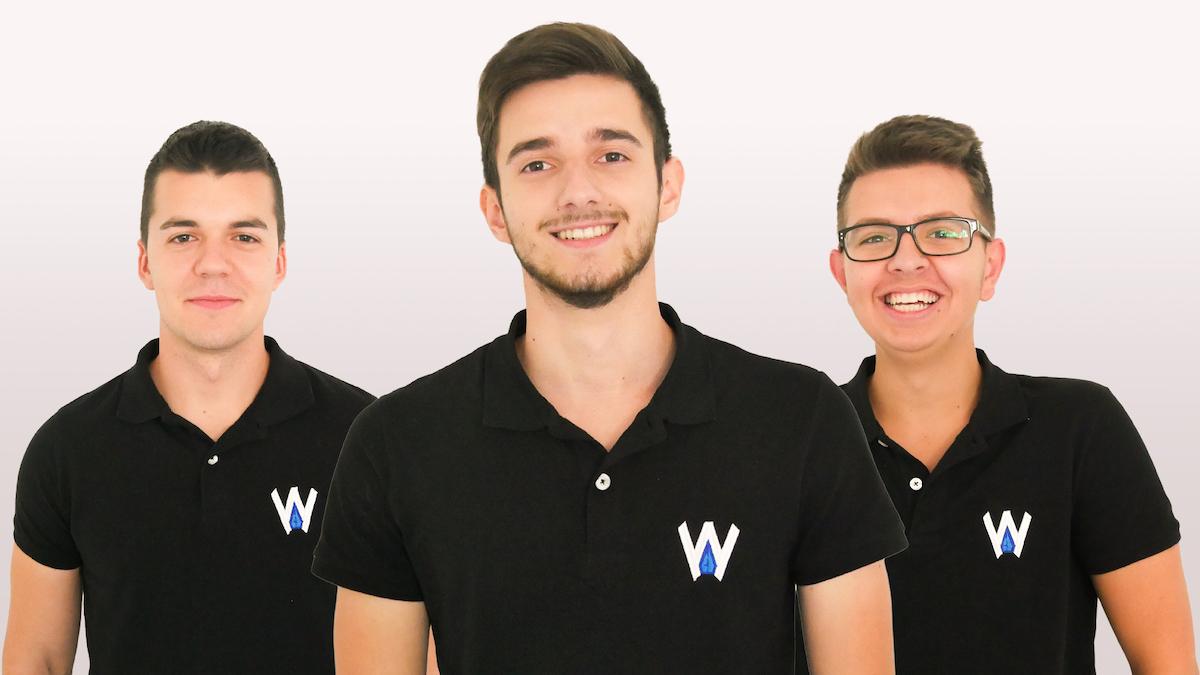 Trei tineri din Sibiu au investit 2.000 de dolari într-un joc pe telefon