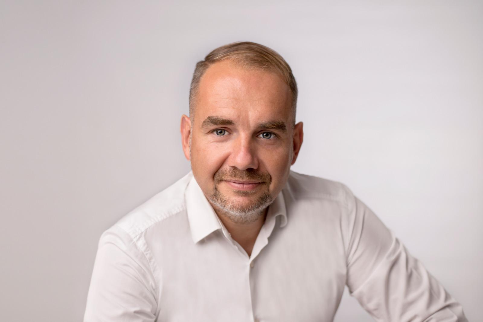 Horațiu Marin, candidat ALDE la Primăria Sibiu:
