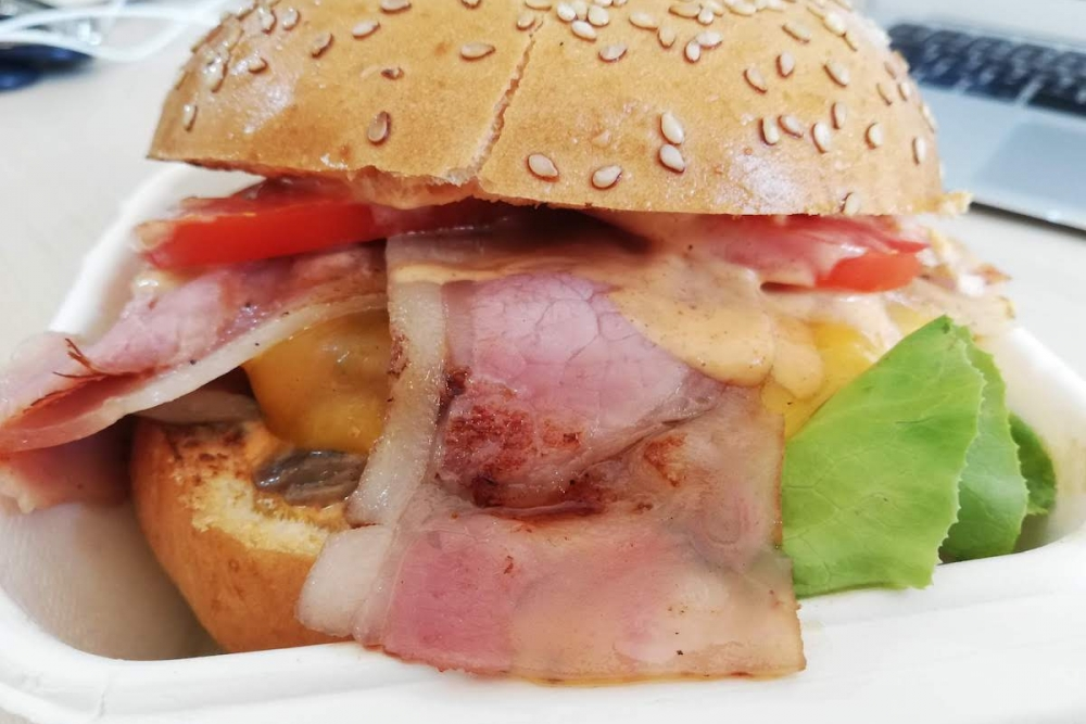 bobs burgeri slăbesc