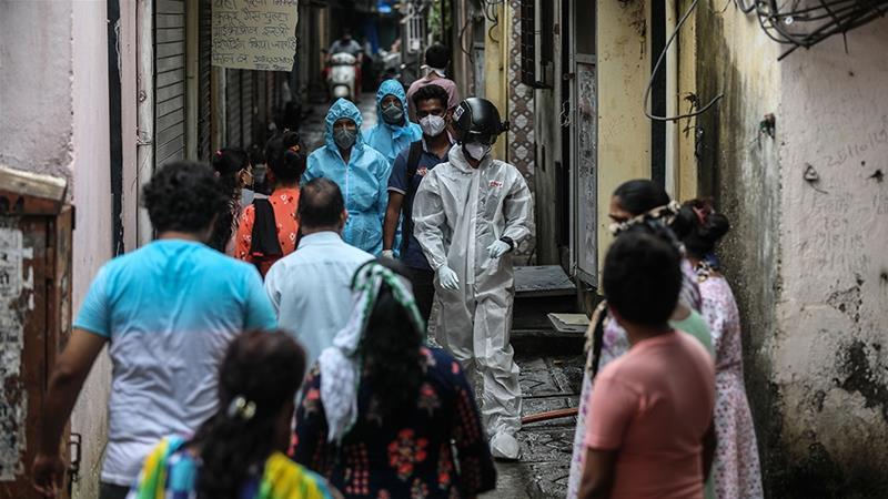 India înregistrează cea mai mare creştere zilnică a cazurilor de CODID-19 la nivel mondial