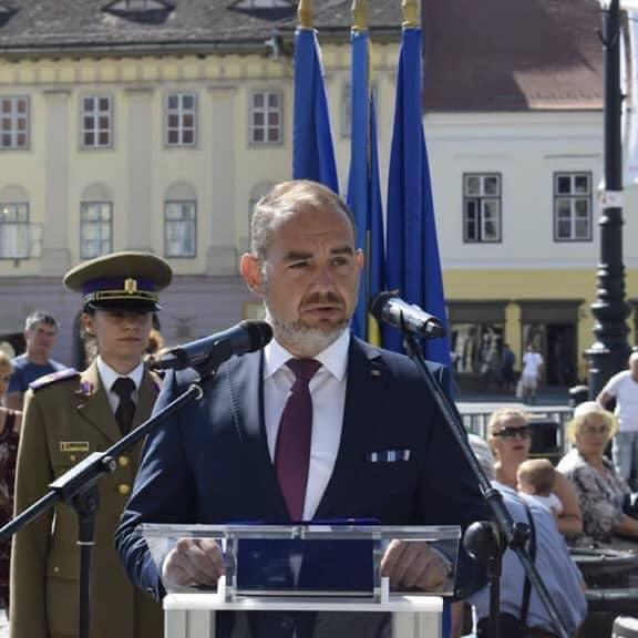 """ALDE Sibiu. Horațiu Marin: """"Măsurile sociale vor deveni o prioritate"""""""