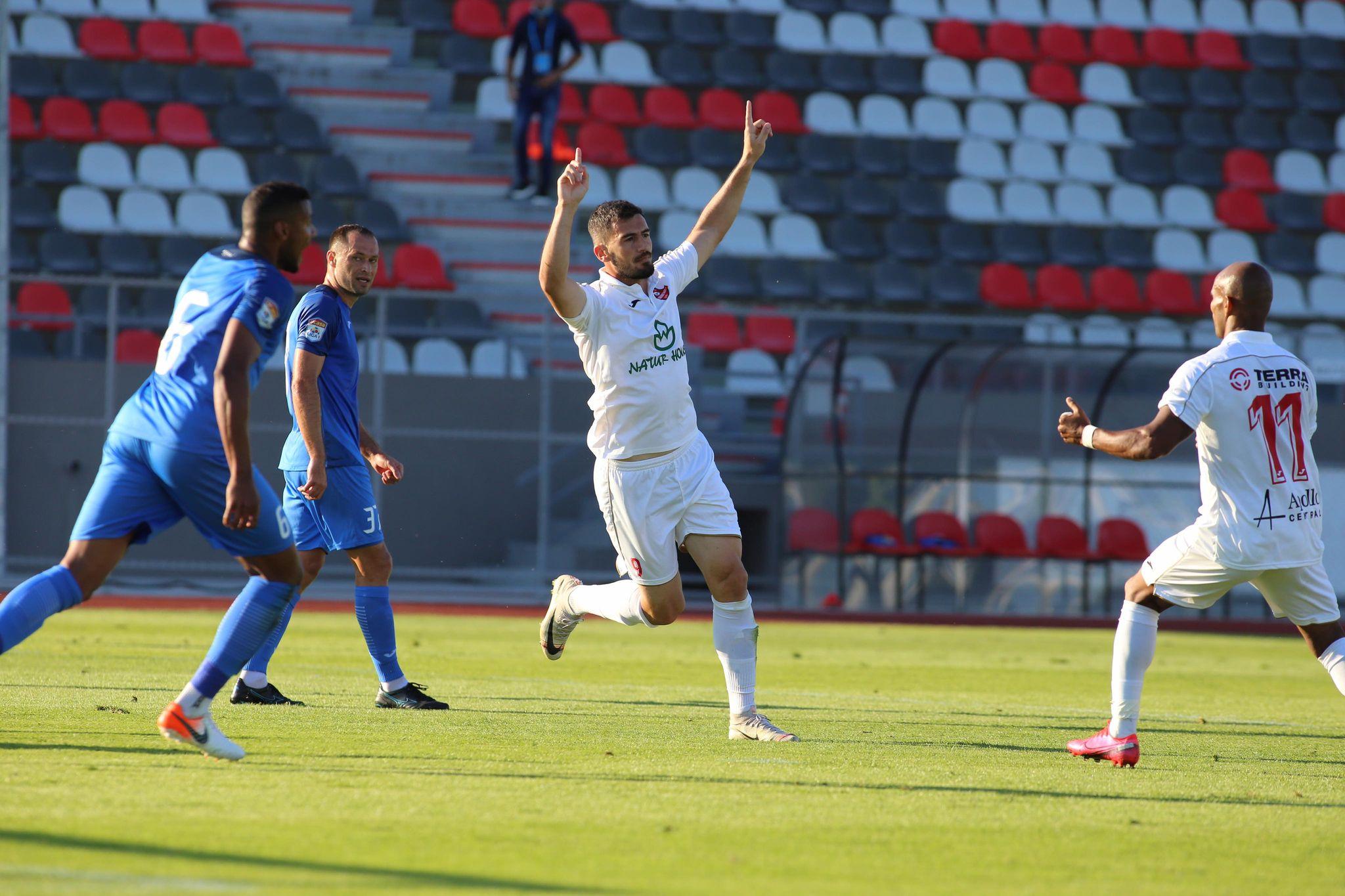 FC Hermannstadt – Academica Clinceni, scor 2 la 2. Victorie ratată la secundă