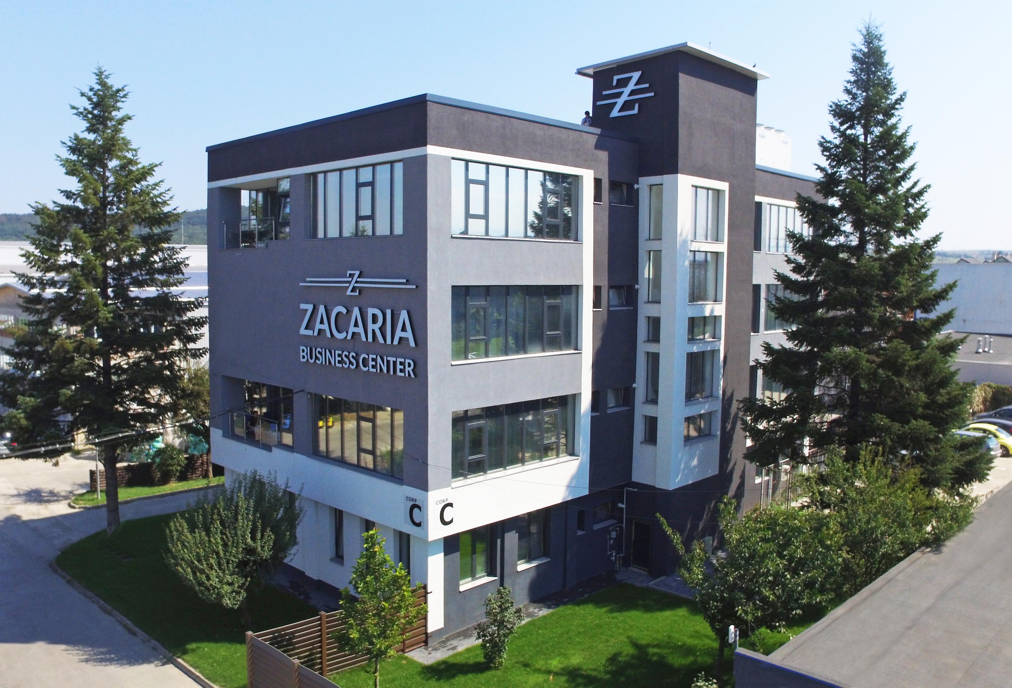 Zacaria lansează în Sibiu ZHub - un spațiu de coworking, un cerc de viitori prieteni