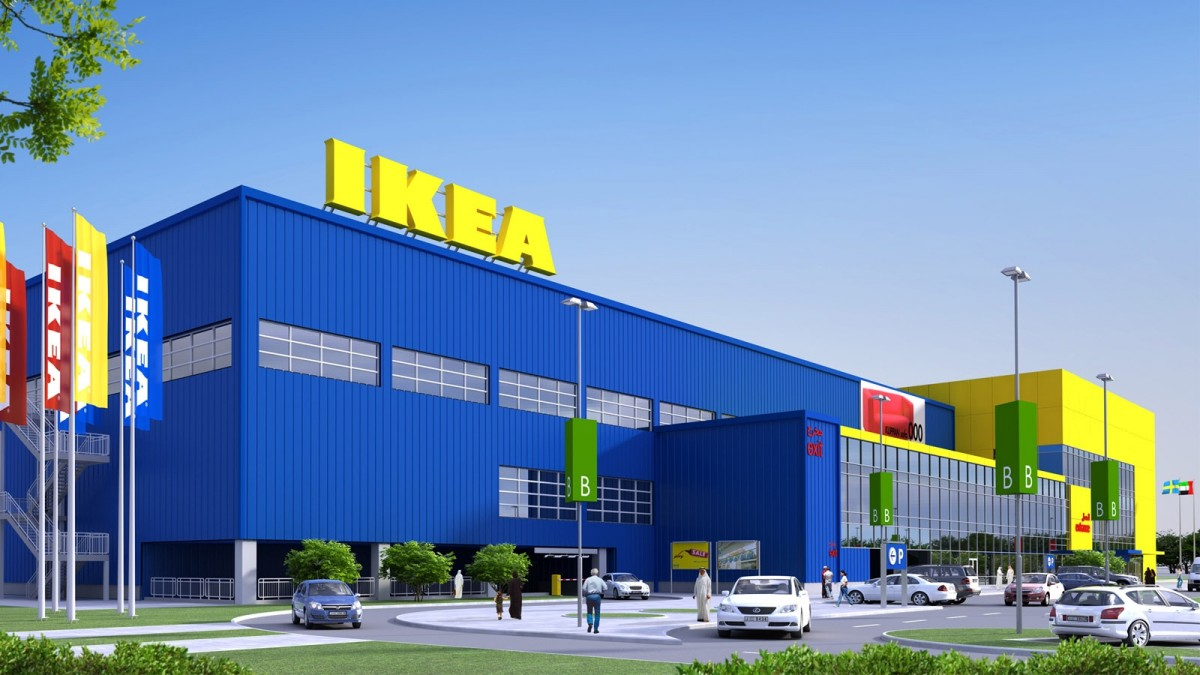 IKEA începe construcția unui nou magazin, primul din afara Bucureștiului