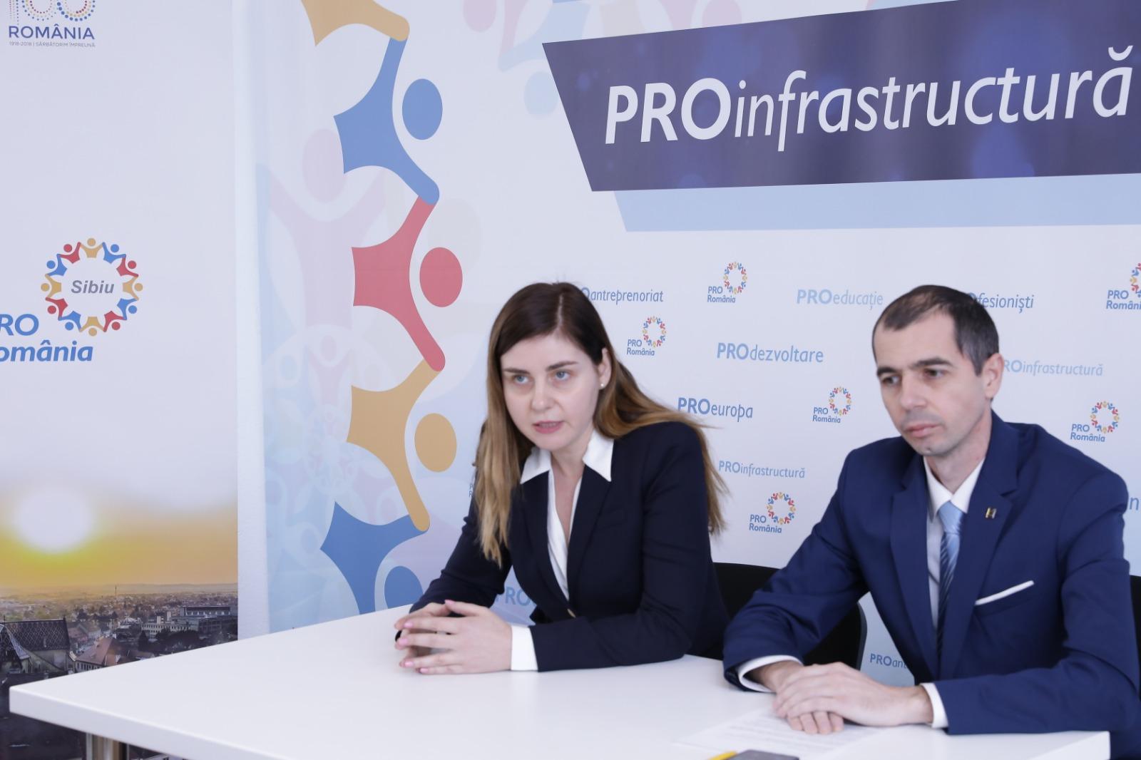 Ioana Petrescu: PRO România propune ca banii europeni din exercițiul bugetar următor să fie acordați direct primăriilor