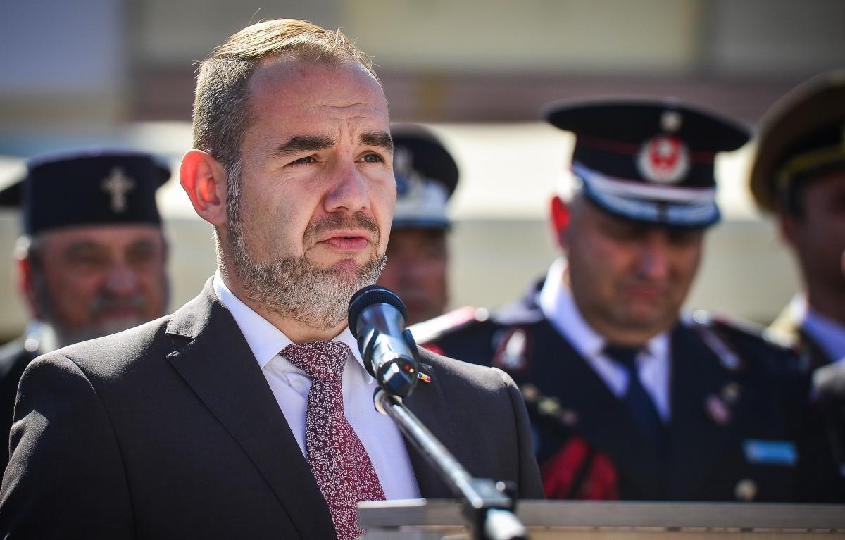 """Horaţiu Marin e noul președinte al ALDE Sibiu. """"În aceste câteva zile am întărit organizaţia"""""""