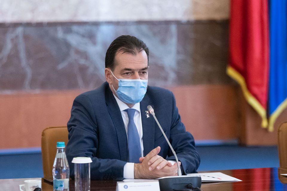Premierul Orban: Datele arată că am reușit să oprim creșterea cazurilor de coronavirus