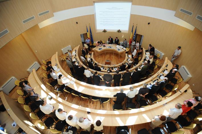 Dosarul achizițiilor la Consiliul Județean: Ana Kraus – 3 ani și 4 luni de închisoare și jumătate de milion de lei