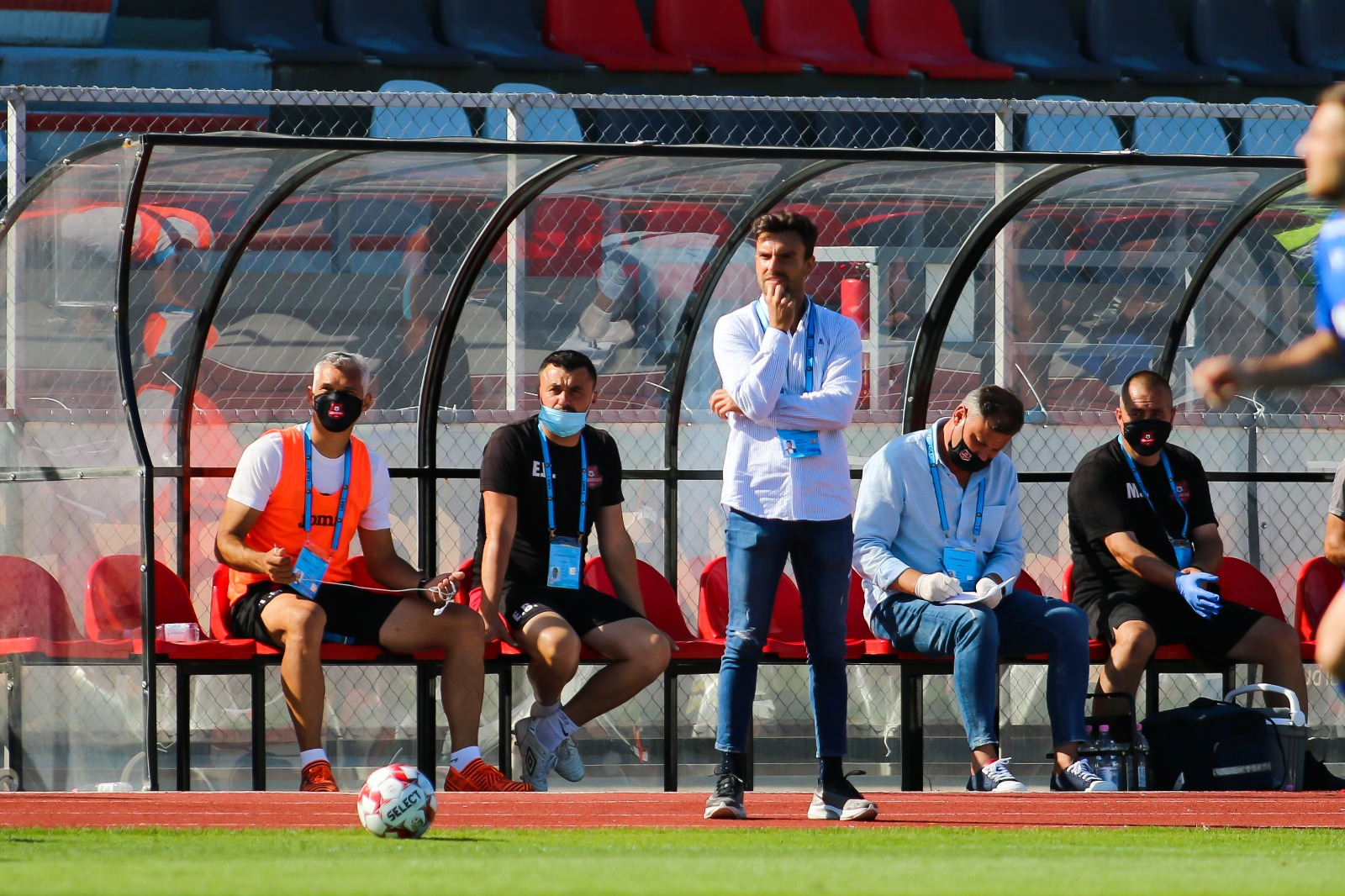Ruben Albes, antrenorul AFC Hermannstadt: O lună mi-a luat să-mi dau seama că românii...