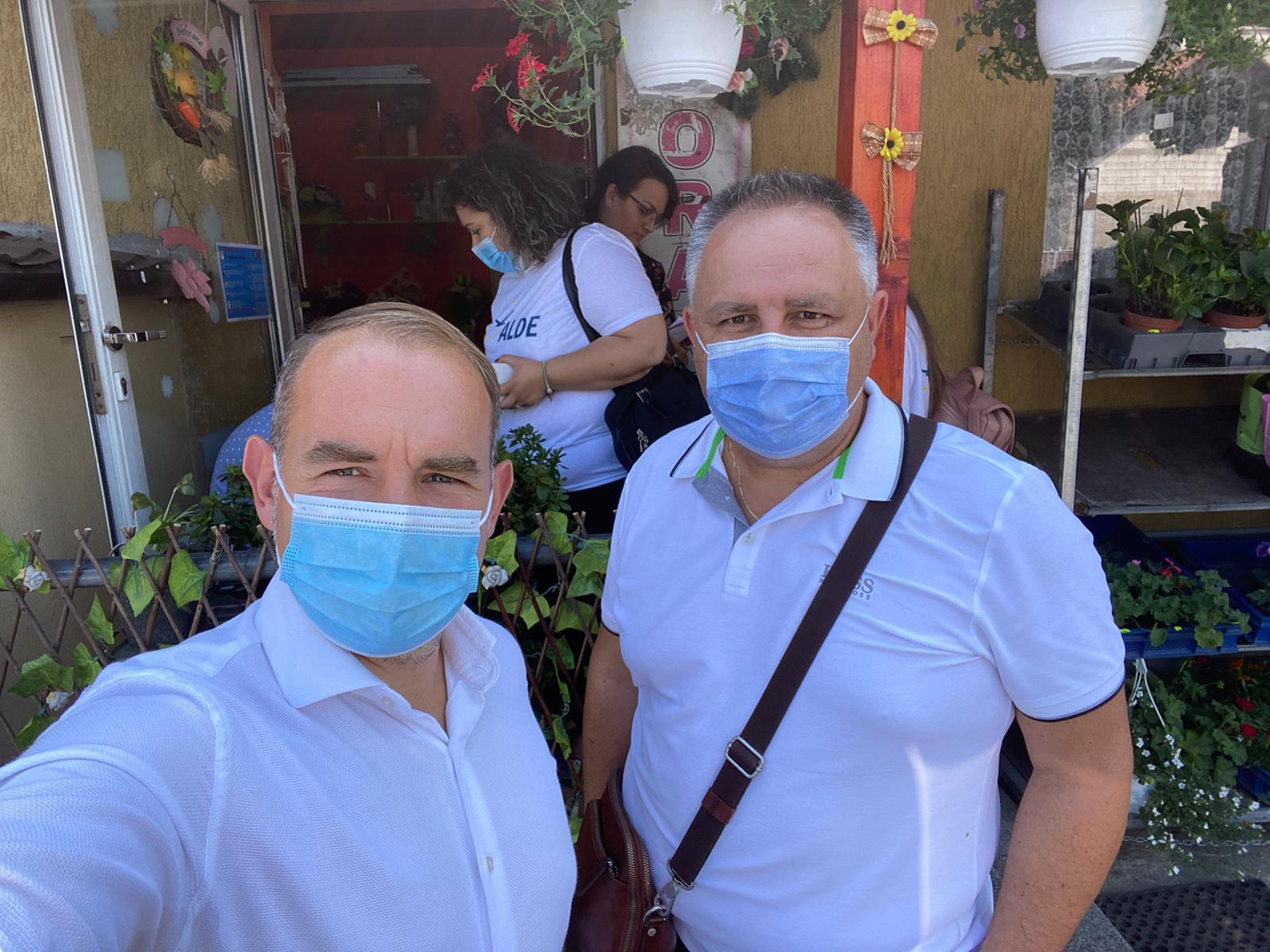 ALDE: Sibienii au confirmat prin numărul mare de semnături că Horaţiu Marin şi Cosmin Balcu sunt schimbarea de care Sibiul are nevoie