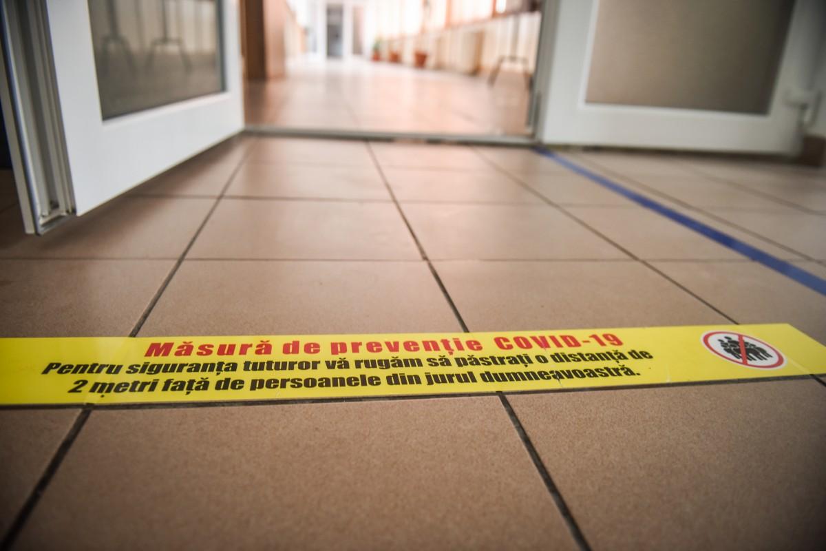 Ministrul Sănătății: Fiecare școală va trebui să aibă o sală pentru izolarea elevilor care prezintă simptome respiratorii